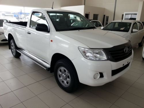 Used Toyota Hilux 2.5 S/Cab 4x4 SRX in Namibia