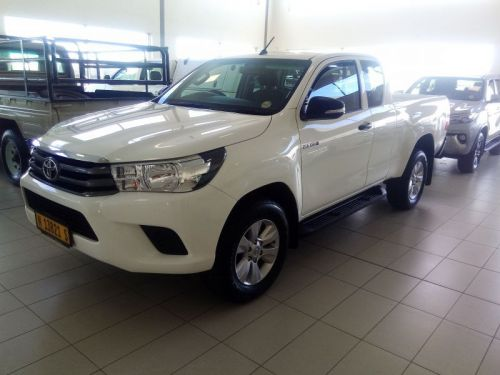 Used Toyota Hilux 2.4 GD6 ExCab for sale in Swakopmund