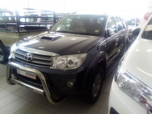 Used Toyota Fortuner 3.0 D4D 4x4 for sale in Swakopmund