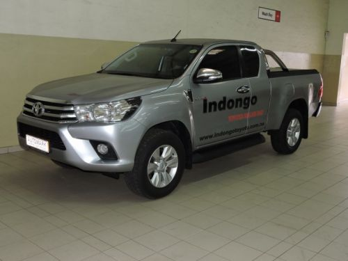 Used Toyota HILUX 2.8 XC GD-6 RB RAIDER P/U for sale in Walvis Bay