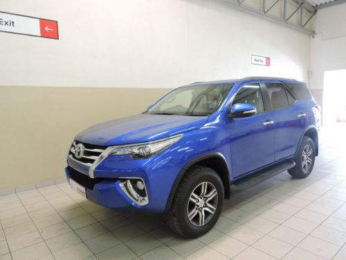 Used Toyota FORTUNER for sale in Walvis Bay