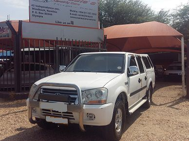 Used CAM Rhino 2.2 4x2 for sale in Windhoek