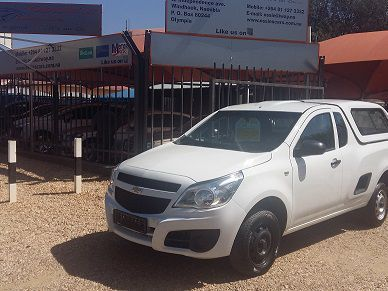 Used Chevrolet Utility 1.4 Standard for sale in Windhoek