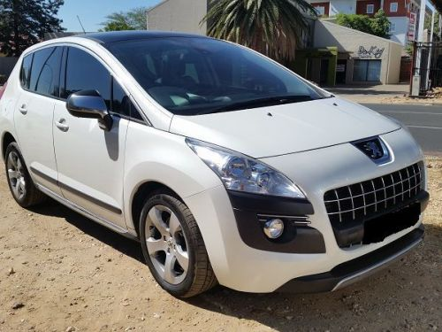 Used Peugeot 3008 Allure for sale in Windhoek
