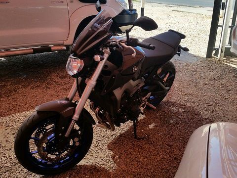 Used Yamaha MT-09 for sale in Windhoek