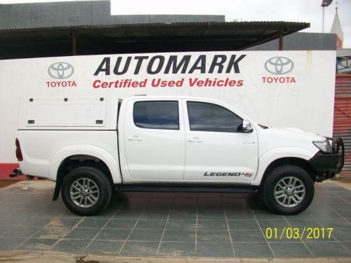Used Toyota HILUX L45 for sale in Gobabis