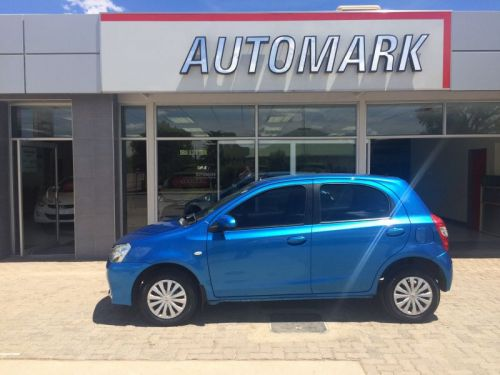 Used Toyota Etios 1.5 Xs for sale in Mariental