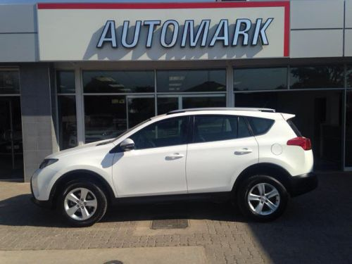 Used Toyota Rav 4 2.0 GX for sale in Mariental