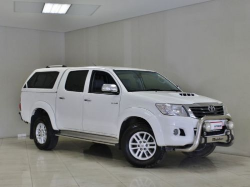 Used Toyota Hilux Raider D-4D for sale in Windhoek