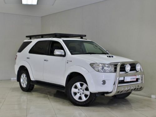 Used Toyota Fortuner D-4D for sale in Windhoek