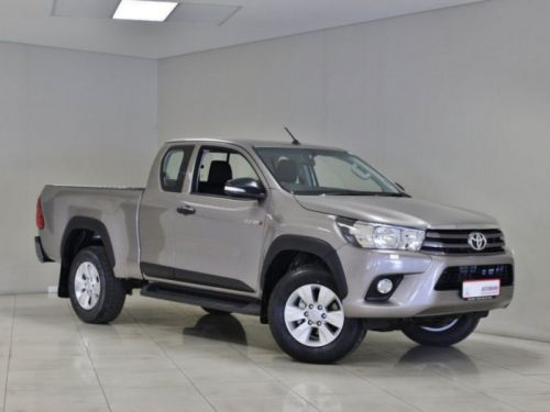 Used Toyota Hilux GD6 SRX for sale in Windhoek