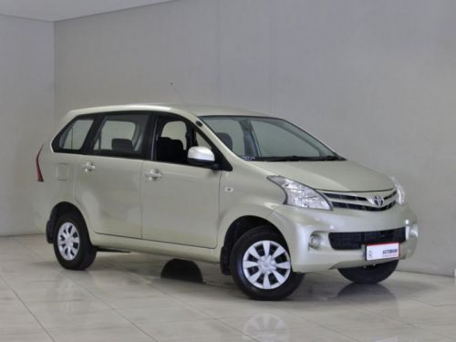 Used Toyota Avanza SX for sale in Windhoek