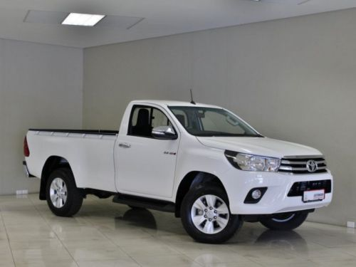 Used Toyota Hilux Raider GD6 for sale in Windhoek