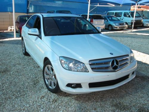 Used Mercedes-Benz C200 for sale in Windhoek