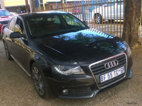Used Audi A4 AU 481 for sale in Windhoek