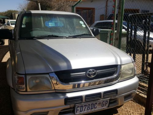 Used Toyota HILUX 2.7 S/C 4X2 for sale in Windhoek