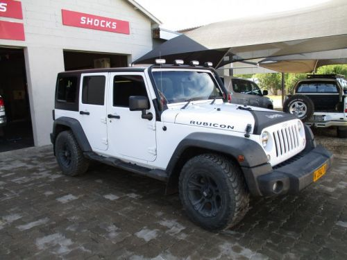 Used Jeep Wrangler Unlimited for sale in Okahandja