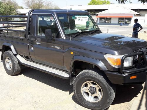 Used Toyota Land Cruiser 60th Edition for sale in Okahandja
