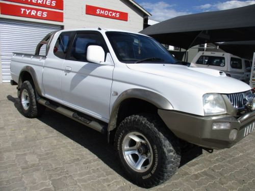 Used Mitsubishi Colt 4x4 for sale in Okahandja