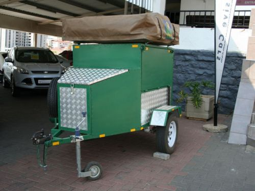 Used Homebuilt Camping Trailer for sale in Windhoek