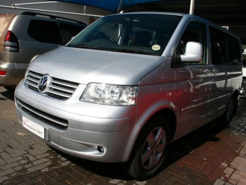 Used Volkswagen T5 Caravelle 2.5 Tdi 128 kw SW manual for sale in Windhoek