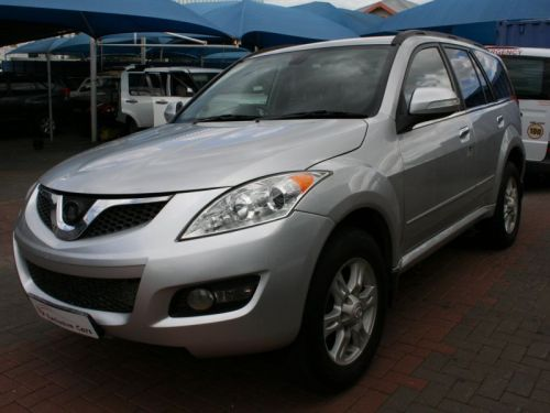 Used GWM Hover 2.0 Cvt manual 4x4 for sale in Windhoek