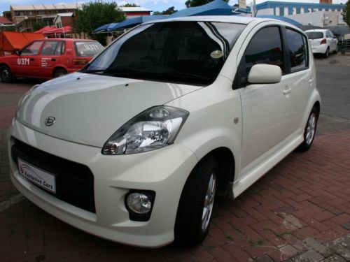 Used Daihatsu Sirion 1.5 sport manual ( local) for sale in Windhoek