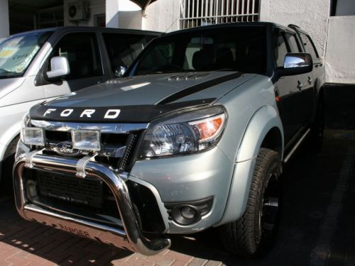 Used Ford Ranger D/Cab 3.0 Tdci Hi Trail 4x2 manual for sale in Windhoek