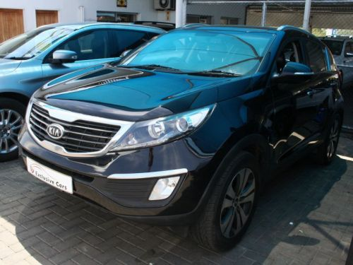 Used Kia Sportage 2.4 a/t AWD for sale in Windhoek