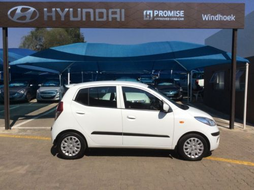 Used Hyundai i10 1.2 GLS Manual for sale in Windhoek