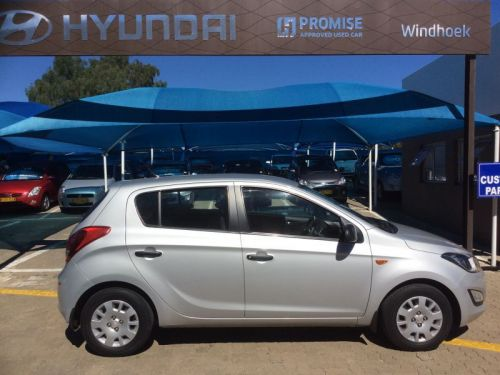 Used Hyundai i20 1.2 motion manual for sale in Windhoek