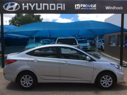 Used Hyundai Accent 1.6 Motion manual for sale in Windhoek