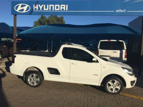 Used Chevrolet Utility Sport 1.8 for sale in Windhoek
