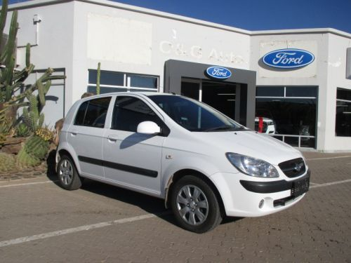 Used Hyundai Getz 1.4 High Spec for sale in Mariental
