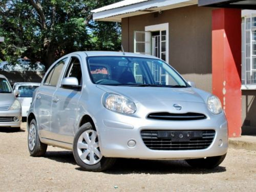 Used Nissan March for sale in Windhoek