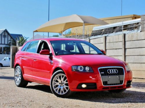 Used Audi A 3 S-Line TFSI for sale in Windhoek