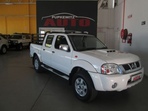 Used Nissan Hardbody NP300 2.5Tdi 4x4 for sale in Windhoek