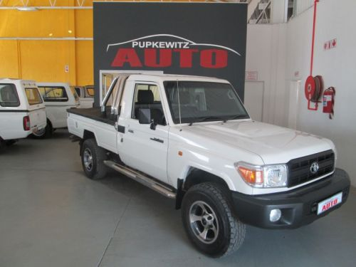 Used Toyota Land Cruiser 79 Series 4.0 V6 for sale in Windhoek