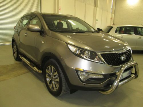 Used Kia Sportage 2.0 Ignite for sale in Windhoek