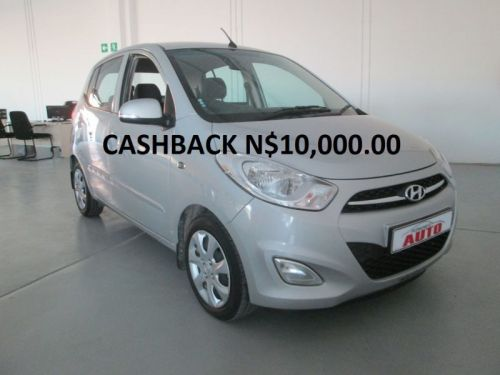 Used Hyundai i10 1.1 GLS/Motion for sale in Windhoek