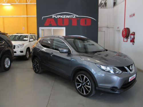 Used Nissan Qashqai 1.2 T Acenta Design for sale in Windhoek