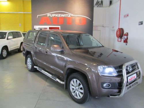 Used Volkswagen Amarok 2.0 BITDI 4motion 132Kw A/T for sale in Windhoek