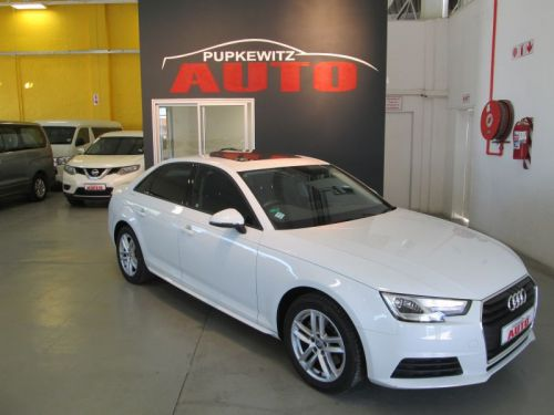 Used Audi A4 1.4T FSI S-Tronic 110Kw for sale in Windhoek