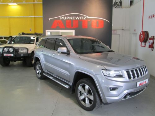 Used Jeep Grand Cherokee 3.6 Overland for sale in Windhoek