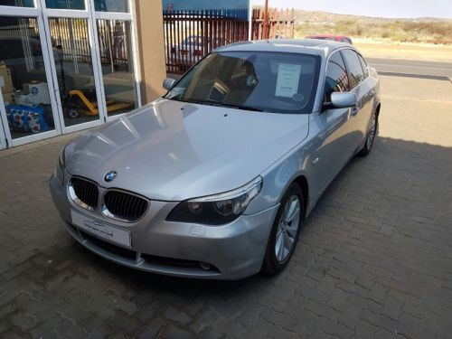 Used BMW 523i A/T for sale in Windhoek