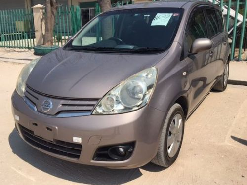 Used Nissan Note for sale in Oshikango