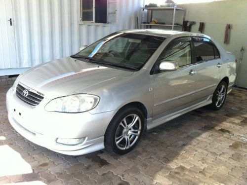 Used Toyota Corolla Altis for sale in Windhoek