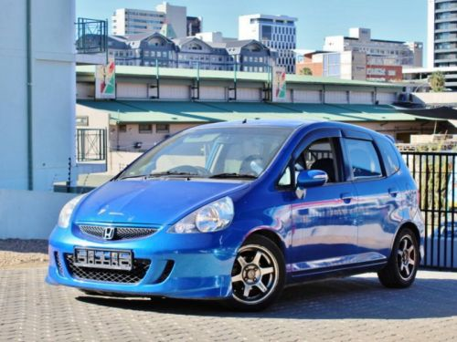 Used Honda Jazz for sale in Windhoek