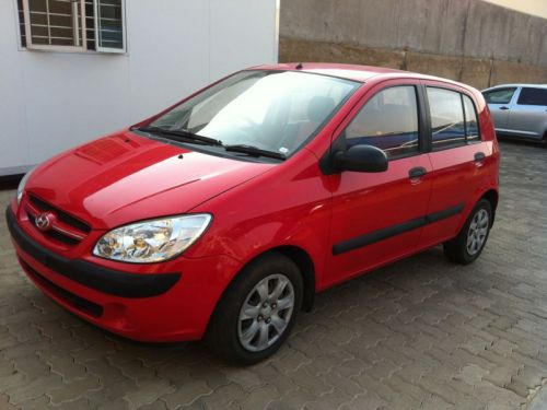 Used Hyundai Getz for sale in Windhoek