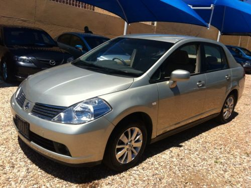 Used Nissan Tiida for sale in Windhoek